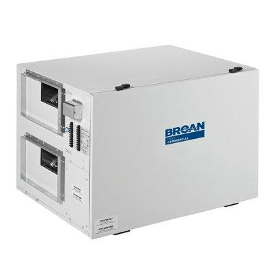 Broan-Nutone B6LCDPSN Light Commercial High Efficiency Energy Recovery Ventilator, 685 CFM at 0.4 in. w.g.