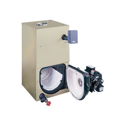 Bryant BW4RAH140 Oil-Fired Water Boiler