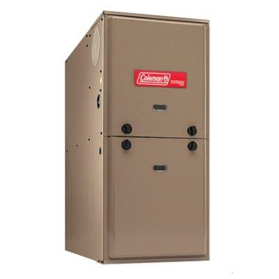 Coleman CPLC060A12MP12C modulating ECM residential gas furnace