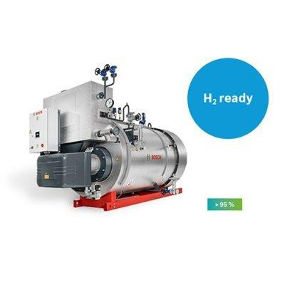 Bosch Thermotechnology CSB Universal Steam Boiler