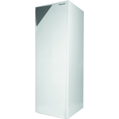 Daikin EGSQH-A9W ground source heat pump for heating & hot water