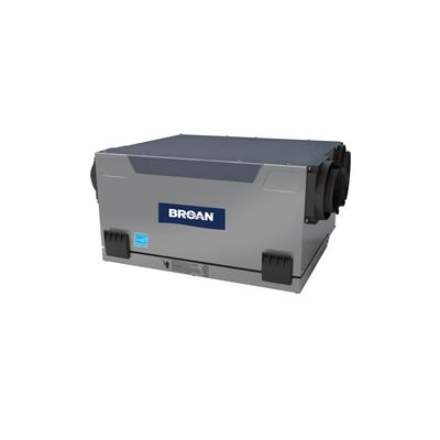 Broan-Nutone ERV120S Compact Flex Series™ Energy Recovery Ventilator, 120 CFM at 0.4 in. w.g