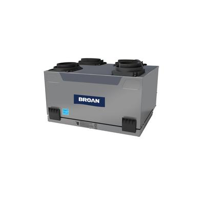 Broan-Nutone ERV120T Compact Flex Series™ Energy Recovery Ventilator, 120 CFM at 0.4 in. w.g.