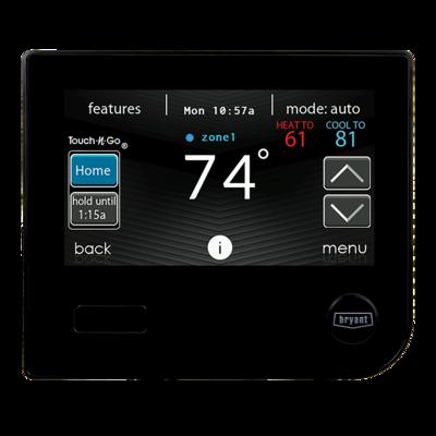 Bryant SYSTXBBECC01-B Evolution™ Connex™ System Control (Black)