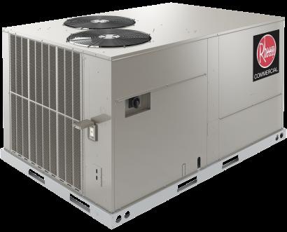 Rheem RACDZR102ACB000AAAA0 Package Unit With Scroll Compressors