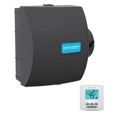 Goodman HE12A whole-home evaporative humidifier