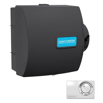 Goodman HE12M whole-home evaporative humidifier