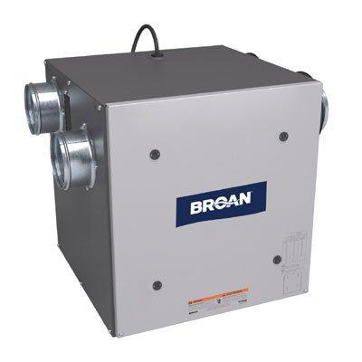 Broan-Nutone HRV80S High Efficiency Heat Recovery Ventilator