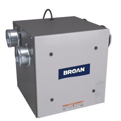 Broan-Nutone HRV90S Compact Flex Series™ High Efficiency Heat Recovery Ventilator, 90 CFM at 0.4 in. w.g.