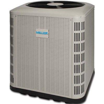 Miller HSA1QE 14 SEER, up to 8.5 HSPF Split System Air Conditioner