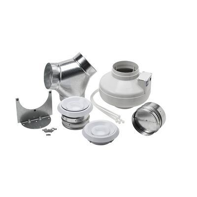 Broan-Nutone ILFK2502 NuTone® In-Line Ventilation Fan Kit, 250 CFM