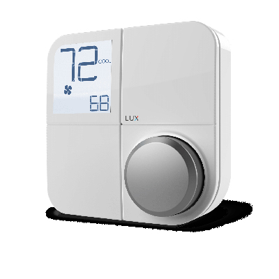Lux Products KN-Z-WH1-BO4 Smart Hub Thermostat