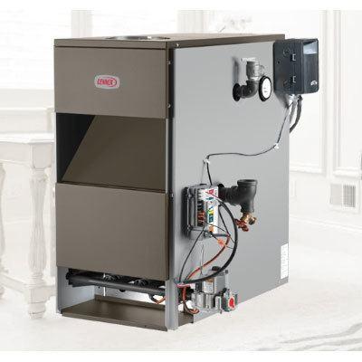 Lennox GWB8-299E Gas-fired Water Boiler