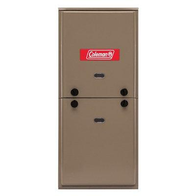 Coleman TM8Y100C20MP11 residential two stage standard ECM multi-position gas furnace