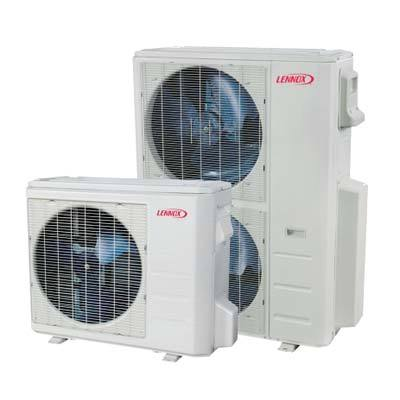 Lennox MLA024S4S-1P non-ducted single-zone low ambient mini-split system