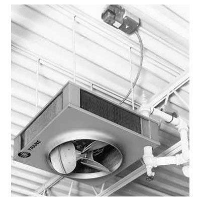Trane P-102L Vertical Steam/Hot Water Room Heater