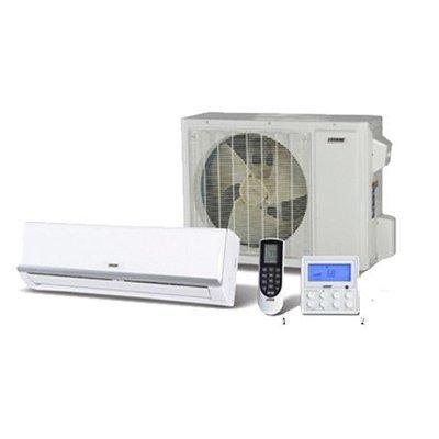 Luxaire  DHP09NWB21S 18 SEER Single Zone Mini Split Heat Pump System