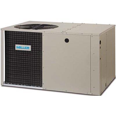 Miller Q7RF 16 SEER Packaged Systems Heat Pump