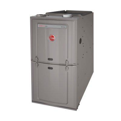 Rheem R801TA100521MXA Upflow/Horizontal 80% Residential Gas Furnace