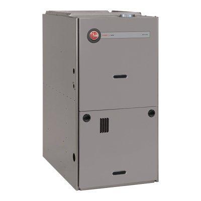 Rheem R802PA100317ZSB Downflow 80% Residential Gas Furnace