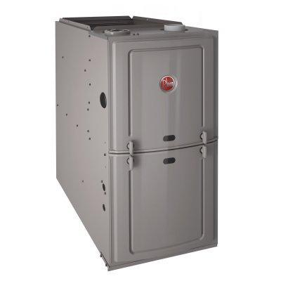 Rheem R802PA100417MXA Upflow/Horizontal 80% Residential Gas Furnace
