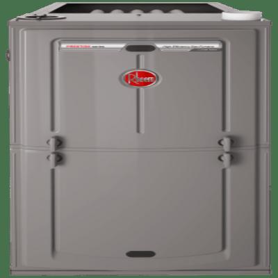 Rheem R97VA085M521KSA EcoNet Enabled Modulating Upflow Gas Furnace