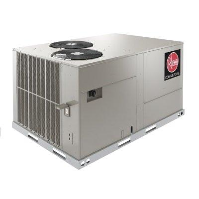 Rheem RACDZT102ADF000CACA0 Two Stage Cooling Package Unit