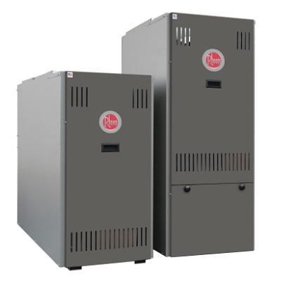 Rheem ROCA-115E Classic Series® Upflow Oil Furnace