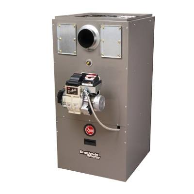 Rheem ROCB-072P04-M Classic® Series Highboy/Horizontal Low Profile Oil Furnaces With PSC/Direct Drive Motor