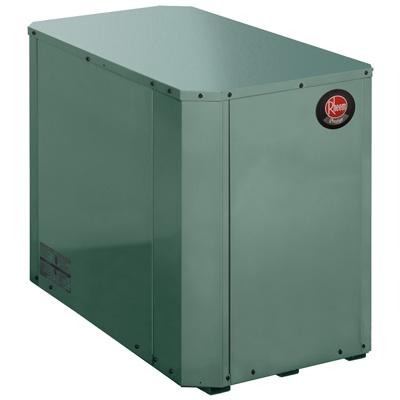 Rheem RPVE Prestige Series 24 EER Outdoor Split Geothermal Heat Pump