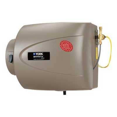 YORK S1-BP4000MT Whole-Home Large Bypass Water Saver Humidifier