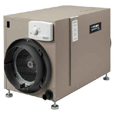 YORK S1-CVD135T01 whole-house central dehumidifier