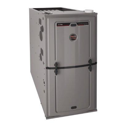 Ruud U98VB115M524U Ultra™ Series EcoNet Enabled Modulating Upflow Gas Furnace
