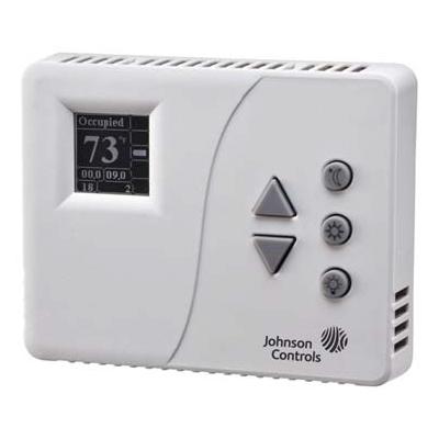 Johnson Controls WT-4002-MFM Wireless Pneumatic-to-DDC Room Thermostat