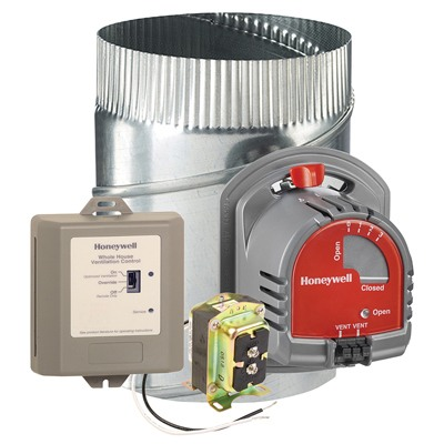 Honeywell Home W8150A1001 Fresh Air Ventilation Control