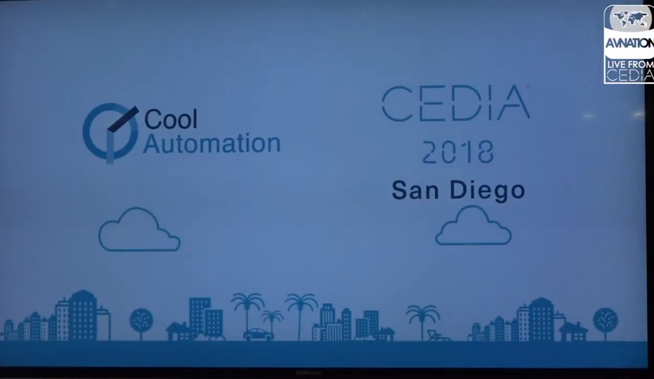 CoolAutomation Showcases HVAC Products And Solutions At The CEDIA 2018