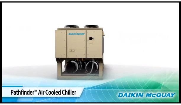 Daikin Unveils Pathfinder Air Cooled Chiller, Considered As One Of The Best In The Market