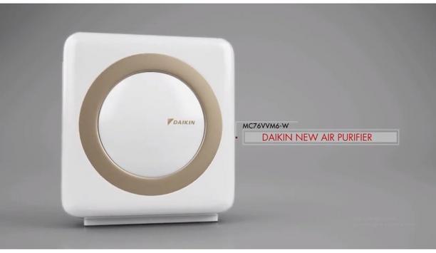 Presenting The Next-Gen Air Purifier From Daikin