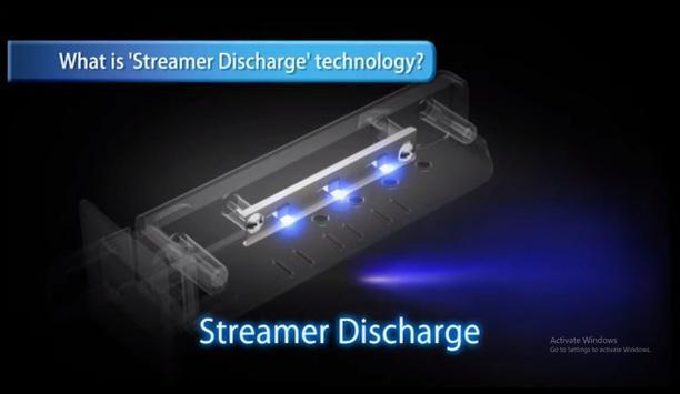 Daikin's Streamer Discharge Technology