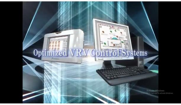 Daikin VRV Control System